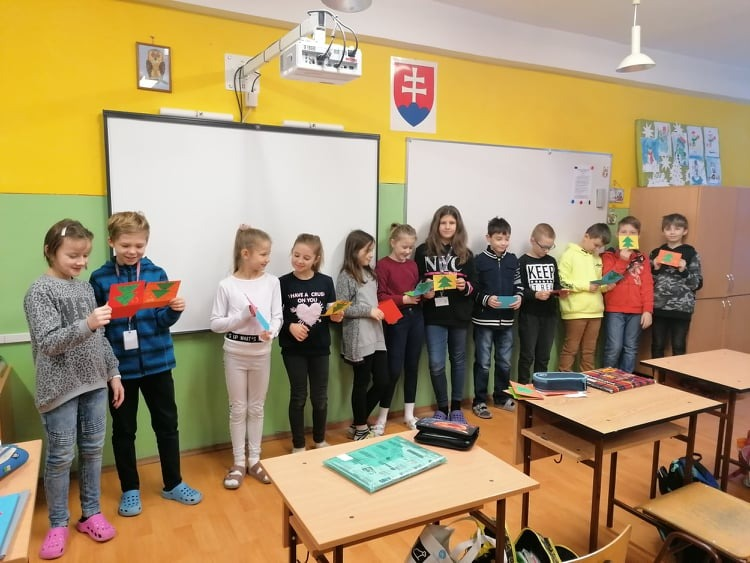 Projekt eTwinning: We wish you a Merry Christmas - Obrázok 6